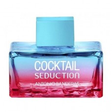 "Туалетная вода Antonio Banderas ""Cocktail Seduction Blue for Women"", 100 ml"