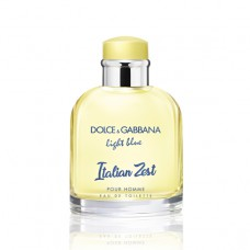"Туалетная вода Dolce and Gabbana ""Light Blue Italian Zest Pour Homme"", 125 ml"