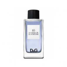 "990,00р. - Туалетная вода Dolce and Gabbana ""Anthology La Roue de La Fortune 10"", 100 ml"