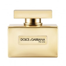 "Парфюмерная вода Dolce and Gabbana ""The One Gold Limited Edition"", 75 ml"