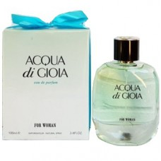 "Парфюмерная вода Fragrance World ""Acqua Di Gioia"", 100 ml"