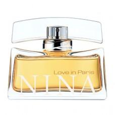 "Парфюмерная вода Нина ""Love In Paris"", 80 ml"