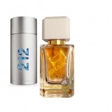 "Shaik № 27, идентичен Carolina Herrera ""212 Men"", 50 ml"