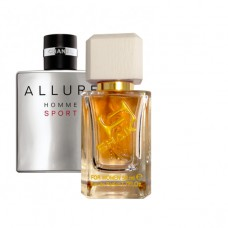 "Shaik № 17, идентичен Chanel ""Allure Homme Sport"", 50 ml"