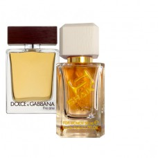 "Shaik № 51, идентичен Dolce and Gabbana ""The One For Men"", 50 ml"