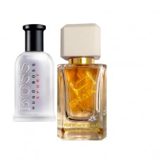"Shaik № 83, идентичен Hugo Boss ""Boss Bottled Sport"", 50 ml"