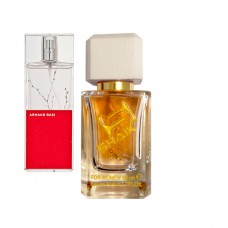 Shaik № 08, идентичен Armand Basi «In red», 50 ml