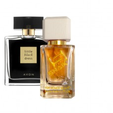 Shaik № 04, идентичен Avon «Little Black Dress», 50 ml